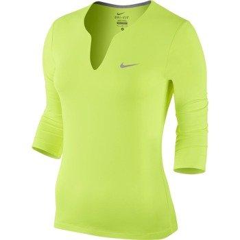 koszulka tenisowa damska NIKE PURE TOP / 683150-702