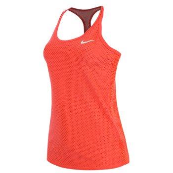 koszulka tenisowa damska NIKE SLAM PRINTED BREATHE / 683108-850