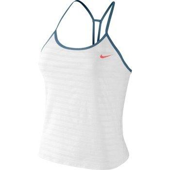 koszulka tenisowa damska NIKE TENNIS STRAPPY TANK / 683152-100
