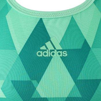 koszulka tenisowa dziewczęca ADIDAS CLUB TANK / AJ3276