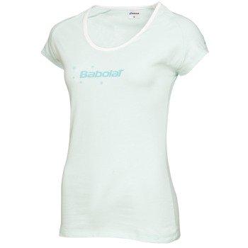 koszulka tenisowa dziewczęca BABOLAT T-SHIRT CORE / 42F1672Y-139