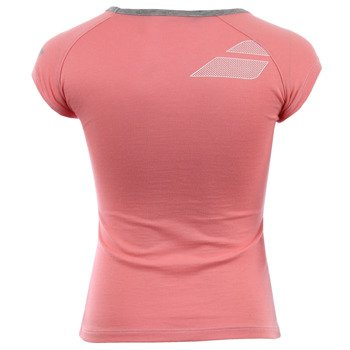 koszulka tenisowa dziewczęca BABOLAT TEE CORE / 42F1572-156