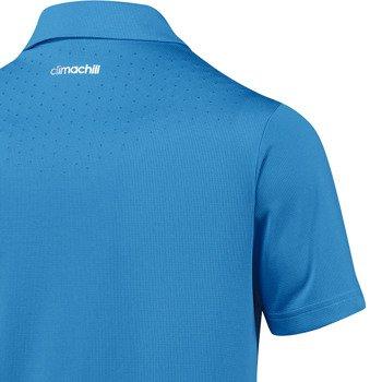 koszulka tenisowa męska ADIDAS CLIMACHILL POLO / F82149