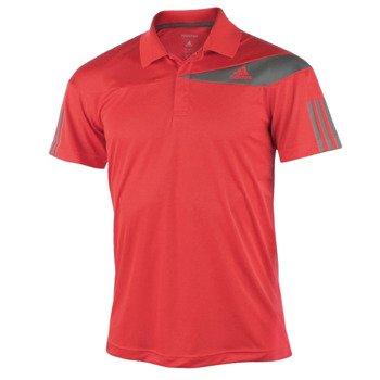koszulka tenisowa męska ADIDAS RESPONSE TRADITIONAL POLO / S86744