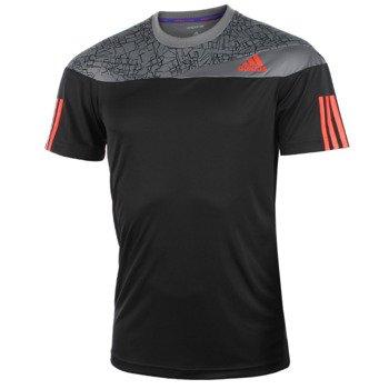 koszulka tenisowa męska ADIDAS RESPONSE TREND TEE / S09371