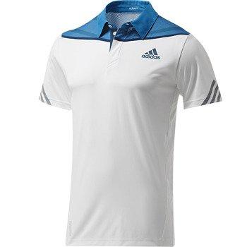 koszulka tenisowa męska ADIDAS adiZERO POLO Jo Tsonga Australian Open 2014 / G81970