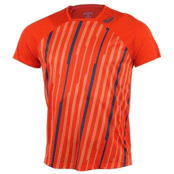 koszulka tenisowa męska ASICS ATHLETE SHORT SLEEVE TOP / 130224-0172