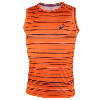 koszulka tenisowa męska ASICS ATHLETE SLEEVELESS TOP / 121681-0108