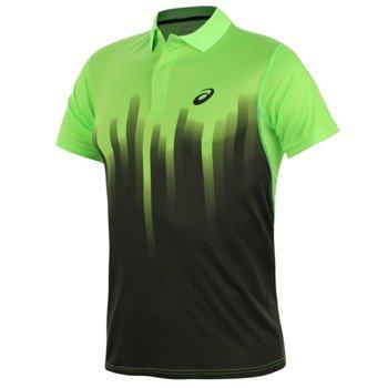 koszulka tenisowa męska ASICS MEN'S RESOLUTION POLO / 121085-0496