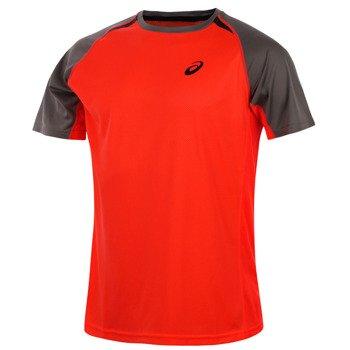 koszulka tenisowa męska ASICS MEN'S RESOLUTION TOP / 110436-0694