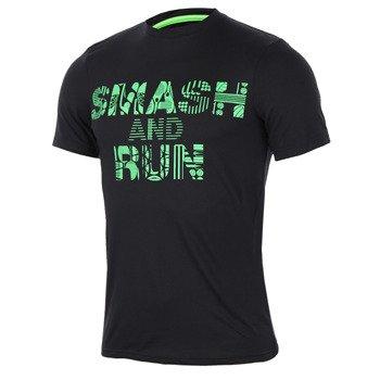 koszulka tenisowa męska ASICS SMASH AND RUN TEE / 121297-0904