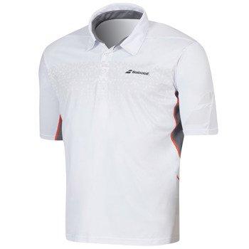 koszulka tenisowa męska BABOLAT POLO PERFORMANCE / 2MF16021-101