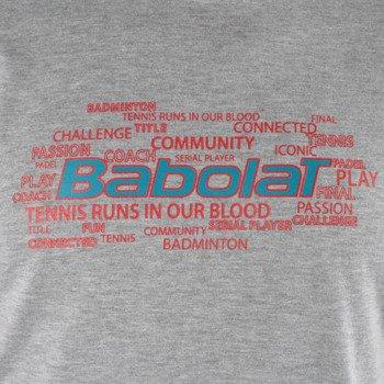 koszulka tenisowa męska BABOLAT TEE CORE / 40F1582-107