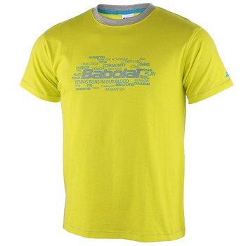 koszulka tenisowa męska BABOLAT TEE CORE / 40F1582-113
