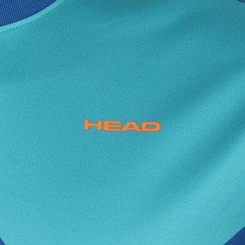 koszulka tenisowa męska HEAD BRANDON T-SHIRT /  811315 TQBLS