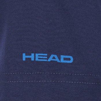 koszulka tenisowa męska HEAD HUSTLE T-SHIRT / 811194 NVBC