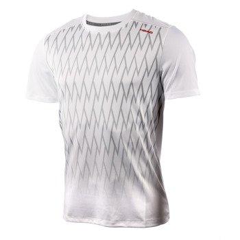 koszulka tenisowa męska HEAD VISION FALCON SHIRT / 811397 WH