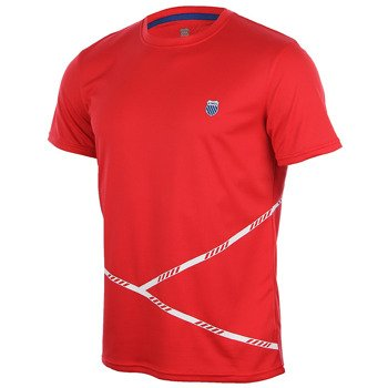 koszulka tenisowa męska K-SWISS GAME II CREW