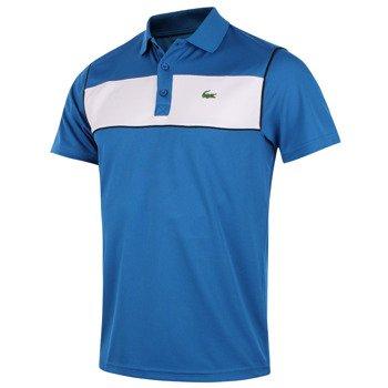 koszulka tenisowa męska LACOSTE POLO / DH7457 FUY