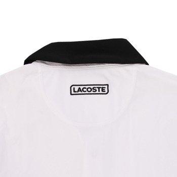 koszulka tenisowa męska LACOSTE ULTRA DRY SPORT POLO / DH7412 FUR