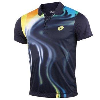 koszulka tenisowa męska LOTTO POLO BLEND / Q8711