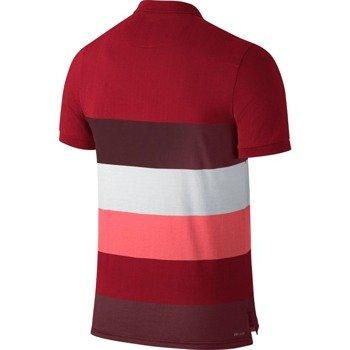 koszulka tenisowa męska NIKE ADVANTAGE DRI-FIT COOL POLO / 685305-696