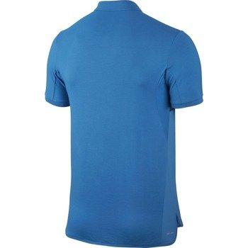 koszulka tenisowa męska NIKE ADVANTAGE DRI-FIT COOL POLO / 728949-435