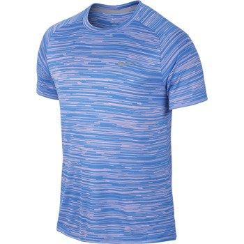 koszulka tenisowa męska NIKE ADVANTAGE GRAPHIC CREW Rafael Nadal US Open Series 2014