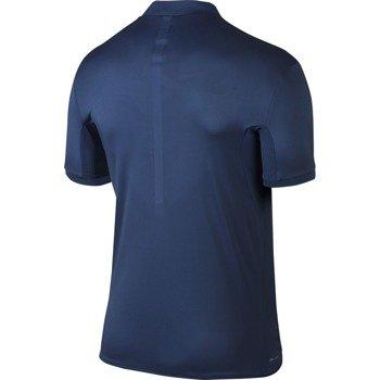 koszulka tenisowa męska NIKE ADVANTAGE POLO SOLID / 729384-423
