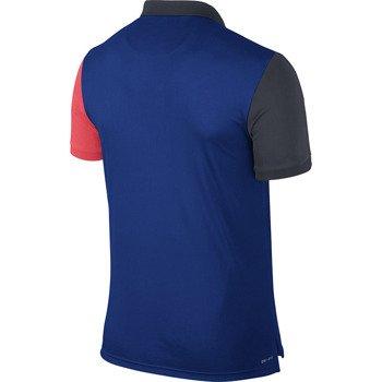 koszulka tenisowa męska NIKE ADVANTAGE POLO Us Open 2014