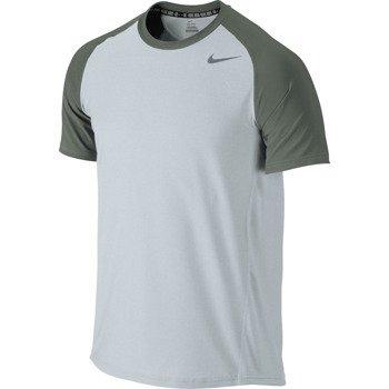 koszulka tenisowa męska NIKE ADVANTAGE UV CREW / 523215-051