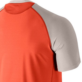 koszulka tenisowa męska NIKE ADVANTAGE UV CREW / 523215-847