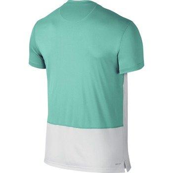 koszulka tenisowa męska NIKE CHALLENGER CREW / 648240-405