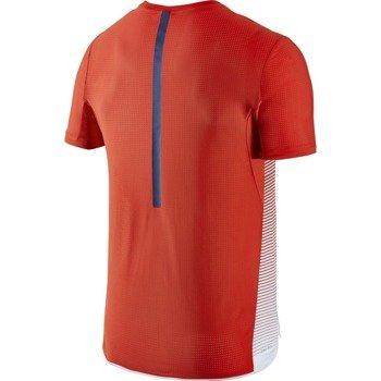 koszulka tenisowa męska NIKE CHALLENGER CREW / 728953-671