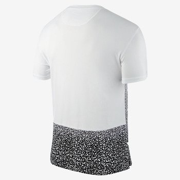 koszulka tenisowa męska NIKE CHALLENGER CREW PRINTED / 648243-100