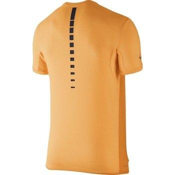 koszulka tenisowa męska NIKE CHALLENGER PREMIER RAFA CREW / 728956-868