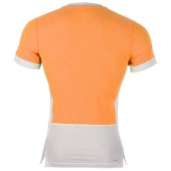 koszulka tenisowa męska NIKE CHALLENGER PREMIER RAFA CREW European Clay Court / 646097-810