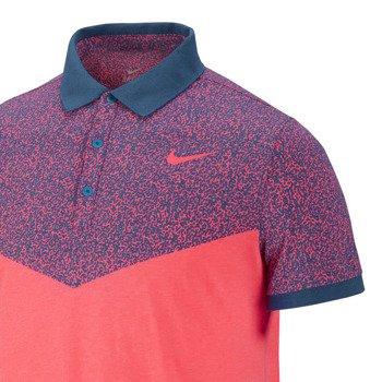 koszulka tenisowa męska NIKE DRI-FIT TOUCH POLO Dimitrov US Open 2014