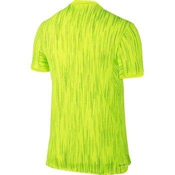 koszulka tenisowa męska NIKE DRY ADVANTAGE POLO / 801700-702
