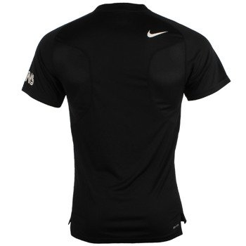 koszulka tenisowa męska NIKE PRACTICE SHORTSLEEVE TOP