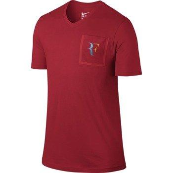 koszulka tenisowa męska NIKE RF STEALTH T-SHIRT / 803882-657