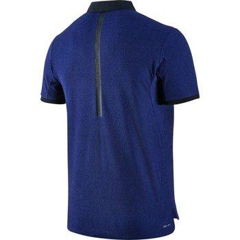 koszulka tenisowa męska NIKE ROGER FEDERER ADVANTAGE POLO PREMIER / 729281-455