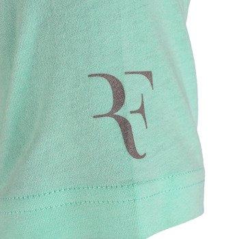 koszulka tenisowa męska NIKE ROGER FEDERER BETTERER V-NECK TEE / 619003-308