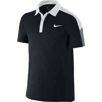 koszulka tenisowa męska NIKE TEAM COURT POLO / 644788-010