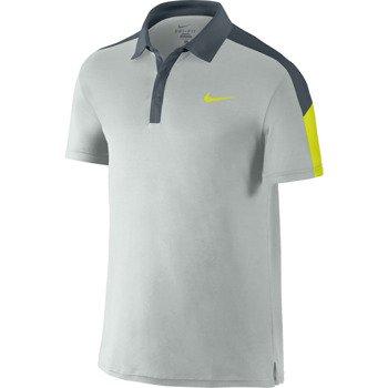 koszulka tenisowa męska NIKE TEAM COURT POLO / 644788-076