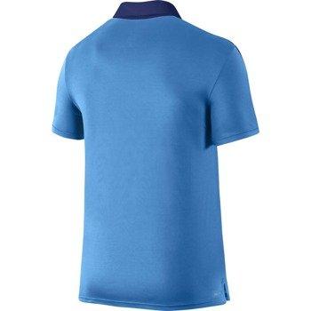 koszulka tenisowa męska NIKE TEAM COURT POLO / 644788-435