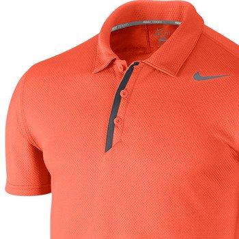 koszulka tenisowa męska NIKE WAFFLE POLO / 522957-847