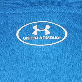 koszulka tenisowa męska UNDER ARMOUR CORE TRAINING WORDMARK GRAPHIC T-SHIRT / 1248598-405
