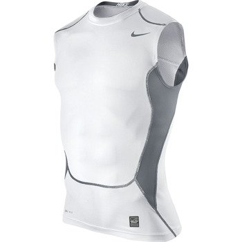 koszulka termoaktywna NIKE PRO COMBAT HYPERCOOL COMPRESSION SLEEVELESS TOP 1.2 / 449837-106