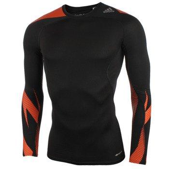 koszulka termoaktywna męska ADIDAS TECHFIT COOL GRAPHIC LONGSLEEVE TEE / M60516